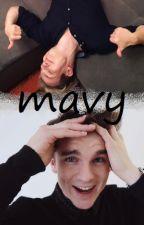 MAVY (Kovy+Martin) by KvetkaMareninov