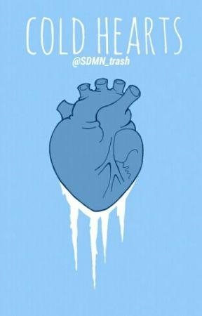 Cold Hearts || Miniminter AU by SDMN_trash
