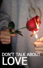 Ne parlons pas d'amour by iconicbtch