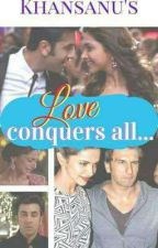 Love Conquers All #gemawards by KhanSanu