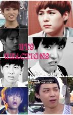 BTS Reactions by Kpop__Stories