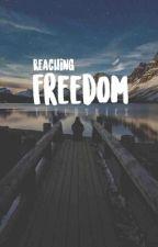 Reaching Freedom by tiredskies