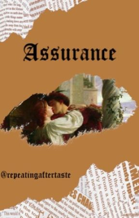Assurance  by repeatingaftertaste