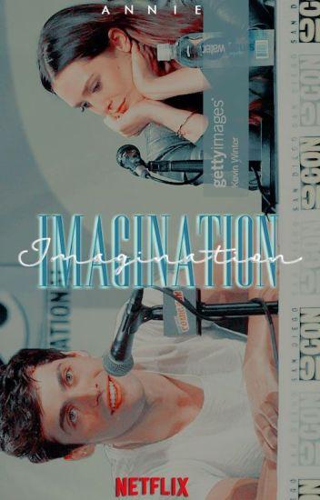 IMAGINATION ↳ ( IDEAS ).