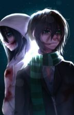 Forbidden Love (Jeff the killer x Reader) by Sunlightglazingfire