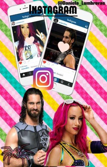 Instagram • Seth Rollins [TERMINADA]
