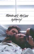 Homework Hotline  by bloomagd