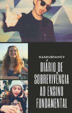 Diário De Sobrevivência Ao Ensino Fundamental by Carol__Maltez