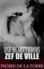 DSU Heartthrobs: Zef De Ville by IngridDelaTorreRN