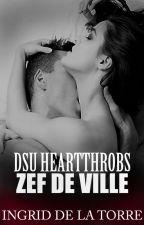 DSU Heartthrobs: Zef De Ville by IngridDelaTorreRN