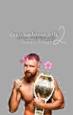 dean ambrose gifs 2 by -lunaticfringe