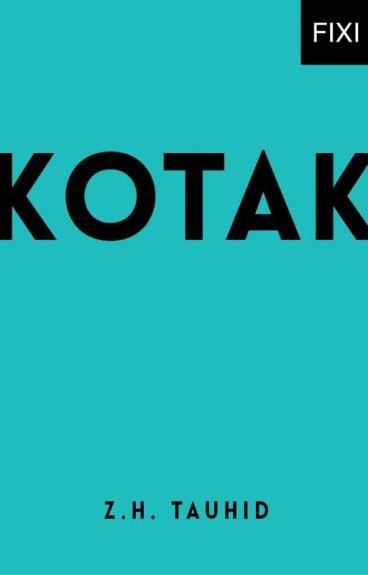KOTAK - sebuah novel Z. H. Tauhid