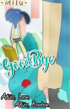 Goodbye【FNAFHS】 by -Milu-
