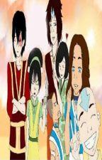 avatar a lenda de Aang e Yan by allefilde