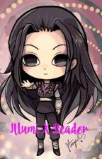 Illumi X Reader by nanathefairy