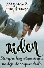 Aiden (Mayores 2°) by pumpkinnose