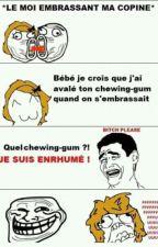 T'es Trop Drôle! by Danaaya_