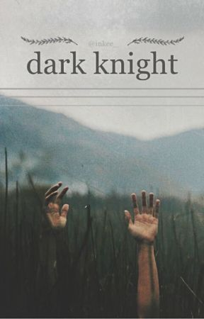 DARK KNIGHT by inkee_