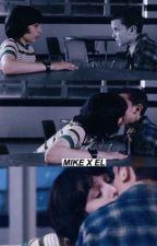 mike x el  by angstyrat