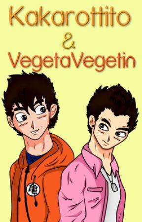 Kakarottito & VegetaVegetin 7u7 by Kakarottito