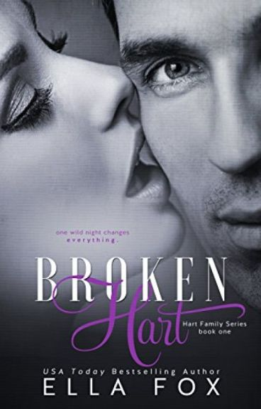 Broken Hart (The Hart Family Series) 1