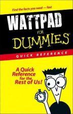 Wattpad for dummies by m26677