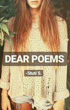 Dear poems by Ginny_Roth