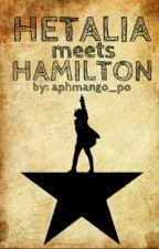 Hetalia meets Hamilton by aphmango_po