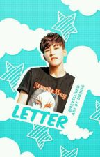 [C]Letter : ❝❀wonwoo❞ by revelived