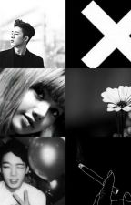 (un)lucky girl { Hanbin × Lisa } by strawberyeah