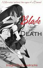 Blade Of Death {A Black Butler [Ciel X OC] Fanfiction} by Imagine_Catastrophe