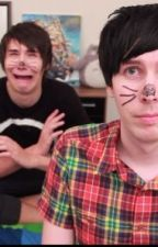 Dan And Phil Imagines by Dan_And_Phil_