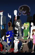 Creepypasta stories! by xxthislovethishatexx