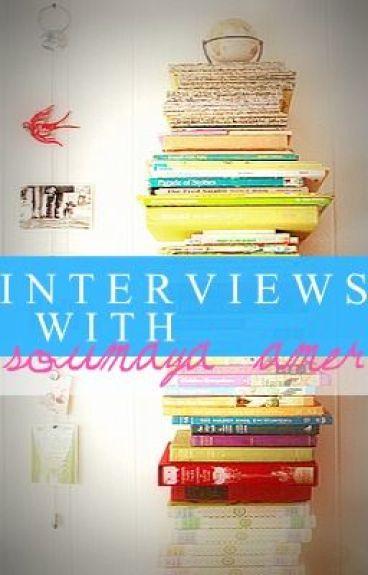 Interviews by WattyCompanions