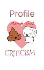 Критика Профилей by March-Girl