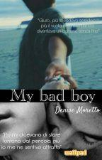 My bad boy by Deny_Moretto