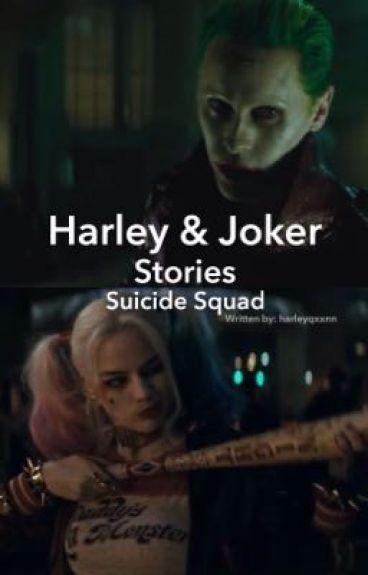 Harley & Joker Stories