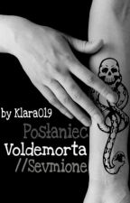 Posłaniec Voldemorta // Sevmione by Klara019