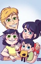 A Miraculous Family by Tamakitheking