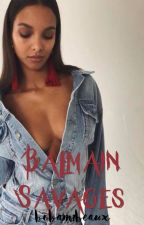 Balmain Savages by bobam1beaux