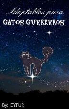 Adoptables Para Gatos Guerreros by Icyfur