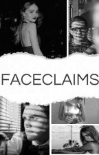 Faceclaims [ معرفی چهره های قابل استفاده در داستان ها ] by aydaow