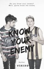 Know Your Enemy | ziall | ✔ by v3xixo