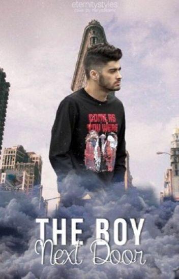 The boy next door ➳ z.m