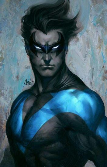 Nightwing x OC [Zakończone]