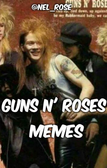Guns N' Roses - Memes
