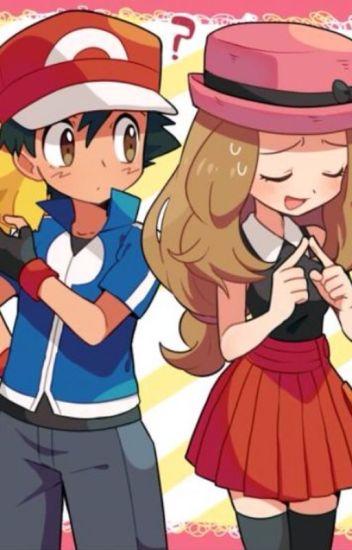 Pokemon XY El nuevo y viejo amor. AmourShipping