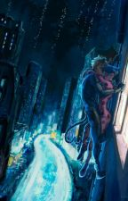 Ladybug y Chat Noir  by Maideenaileen