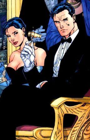 Bruce Wayne/Batman One Shots by cait-writes-stuff