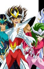 Saint Seiya Book of Oneshots (Requests are OPEN!) by FEGirl